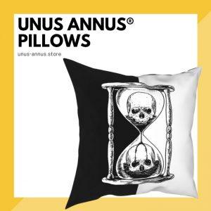 Unus Annus Pillows
