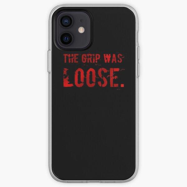The Grip Was Loose Unus Annus Halloween iPhone Soft Case RB0906 product Offical Unus Annus Merch