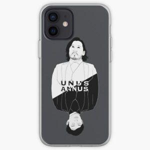 Death Day Unus Annus iPhone Soft Case RB0906 product Offical Unus Annus Merch
