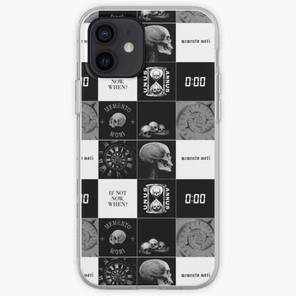 Unus Annus Mood board design iPhone Soft Case RB0906 product Offical Unus Annus Merch
