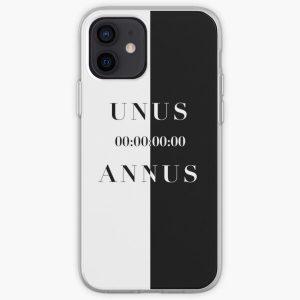 The End of Unus Annus iPhone Soft Case RB0906 product Offical Unus Annus Merch