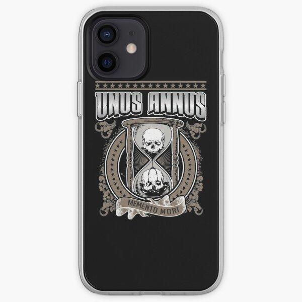 Unus Annus Logo iPhone Soft Case RB0906 product Offical Unus Annus Merch