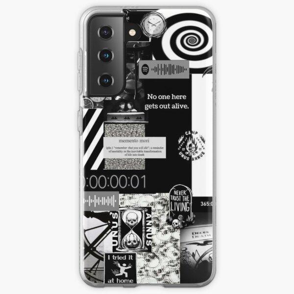unus annus collage Samsung Galaxy Soft Case RB0906 product Offical Unus Annus Merch
