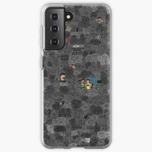 All Unus Annus Videos (without titles) Samsung Galaxy Soft Case RB0906 product Offical Unus Annus Merch