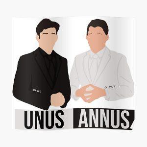 unus annus Poster RB0906 product Offical Unus Annus Merch