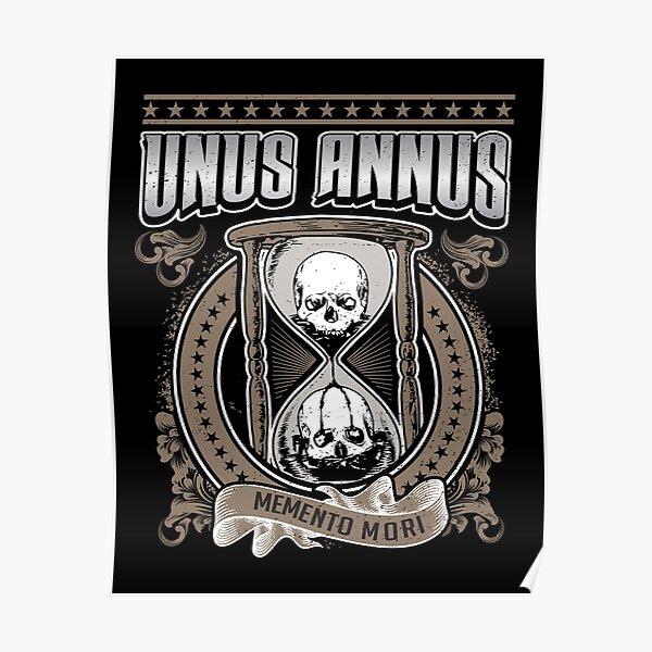 Unus Annus Logo Poster RB0906 product Offical Unus Annus Merch