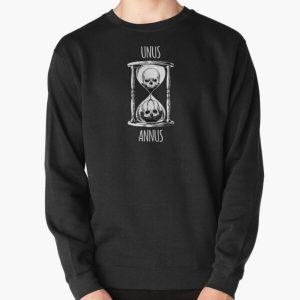 Unus Annus - Unus annus split - Unus annus hourglass Pullover Sweatshirt RB0906 product Offical Unus Annus Merch