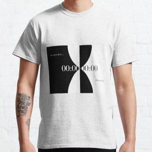 Unus Annus, Memento Mori, We Were Here, Hourglass, Timer Classic T-Shirt RB0906 product Offical Unus Annus Merch