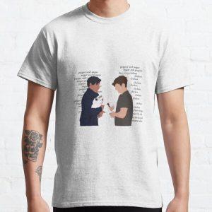 sugar and pepper (unus annus) Classic T-Shirt RB0906 product Offical Unus Annus Merch