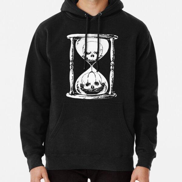 Unus Annus Hourglass Skull Pullover Hoodie RB0906 product Offical Unus Annus Merch