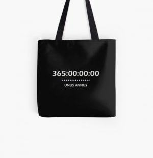 Unus Annus Timer All Over Print Tote Bag RB0906 product Offical Unus Annus Merch