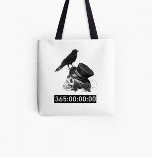 unus annus, unus annus 368 00,00,00 All Over Print Tote Bag RB0906 product Offical Unus Annus Merch