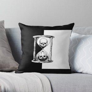 Unus Annus Half and Half Logo Throw Pillow RB0906 product Offical Unus Annus Merch
