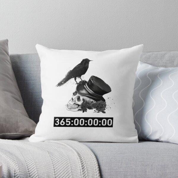 unus annus, unus annus 368 00,00,00 Throw Pillow RB0906 product Offical Unus Annus Merch