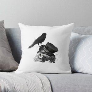 unus annus, unus annus 368 000 000 Throw Pillow RB0906 product Offical Unus Annus Merch