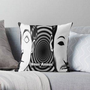 unus annus Throw Pillow RB0906 product Offical Unus Annus Merch