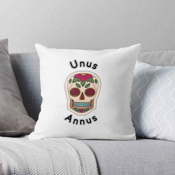 Unus Annus Illustration and Designs Throw Pillow RB0906 product Offical Unus Annus Merch