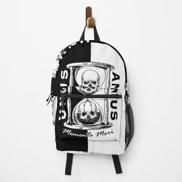 unus annus memento mori  Backpack RB0906 product Offical Unus Annus Merch