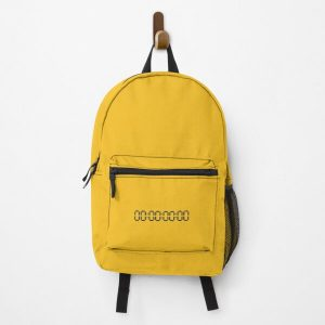 Copy of funny UNTITLED unus annus time hour 00:00:00:00 death gift clock o'clock black  Backpack RB0906 product Offical Unus Annus Merch