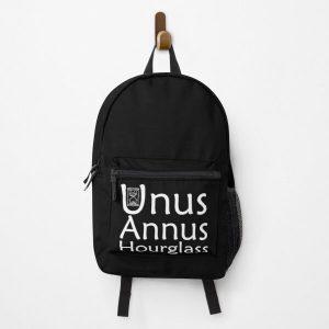 unus annus hourglass, Gift idea Backpack RB0906 product Offical Unus Annus Merch