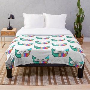 The Mermer (Unus Annus) Throw Blanket RB0906 product Offical Unus Annus Merch