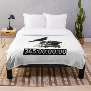 unus annus, unus annus 368 00,00,00 Throw Blanket RB0906 product Offical Unus Annus Merch