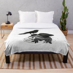 unus annus, unus annus 368 000 000 Throw Blanket RB0906 product Offical Unus Annus Merch
