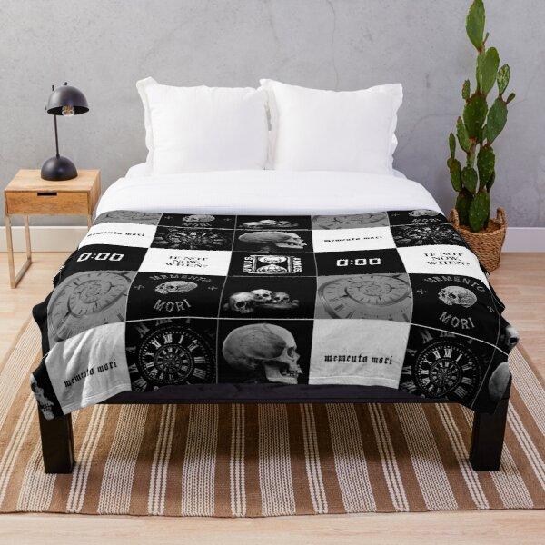 Unus Annus Mood board design Throw Blanket RB0906 product Offical Unus Annus Merch