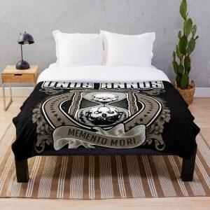 Unus Annus Logo Throw Blanket RB0906 product Offical Unus Annus Merch