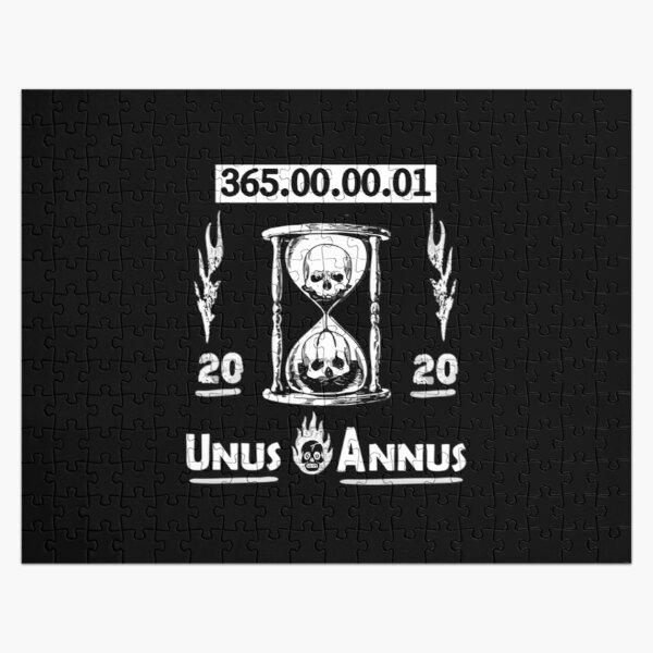 unus annus 365 00 00 01 Jigsaw Puzzle RB0906 product Offical Unus Annus Merch