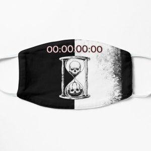 unus annus split Flat Mask RB0906 product Offical Unus Annus Merch