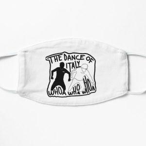 The Dance Of Italy Unus Annus Sticker Flat Mask RB0906 product Offical Unus Annus Merch