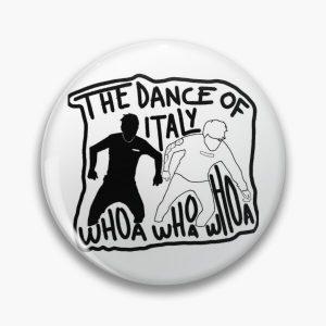 The Dance Of Italy Unus Annus Sticker Pin RB0906 product Offical Unus Annus Merch
