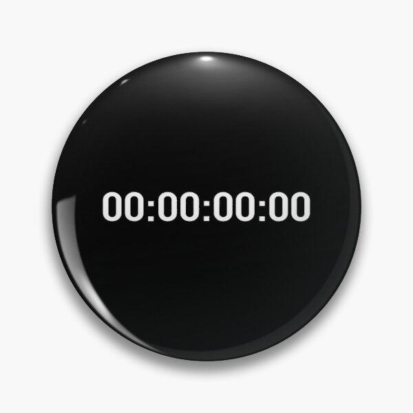 Unus Annus The End Timer Pin RB0906 product Offical Unus Annus Merch