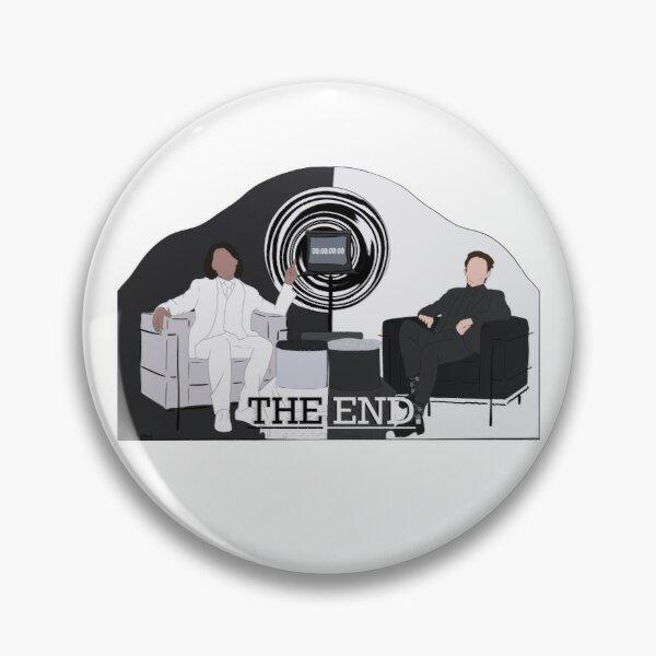 the end. (unus annus) Pin RB0906 product Offical Unus Annus Merch