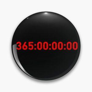 Unus Annus Timer merchandise Pin RB0906 product Offical Unus Annus Merch