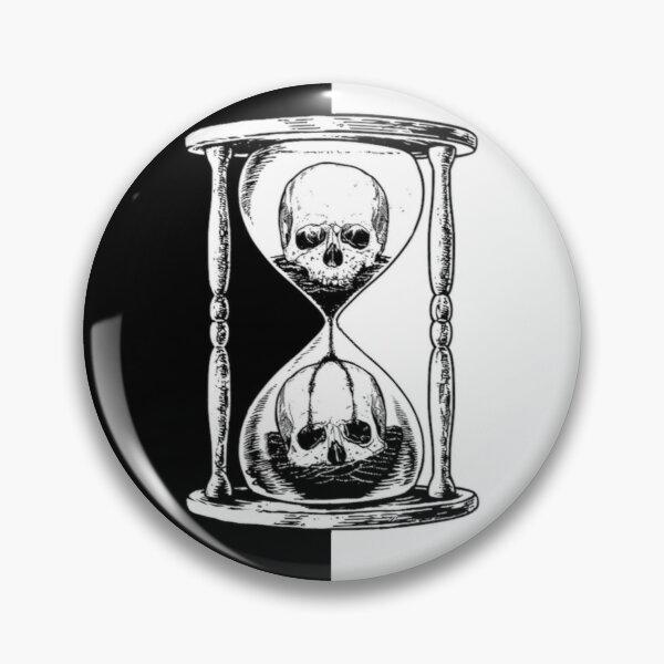 Unus Annus Half and Half Logo Pin RB0906 product Offical Unus Annus Merch