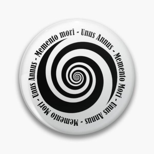 Unus Annus - Memento Mori Pin RB0906 product Offical Unus Annus Merch